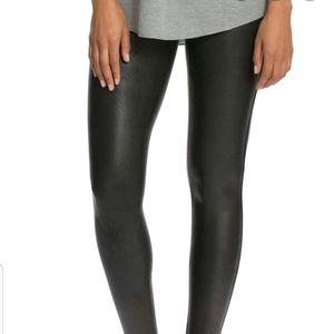 SPANX Faux Fur Leggings Size Small NWoT